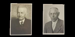 Anton Braun und Johann Baptist Braun